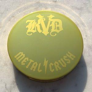 KVD Beauty Metal Crush Highlighter • Gold Skool